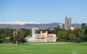parque de la ciudad de Denver